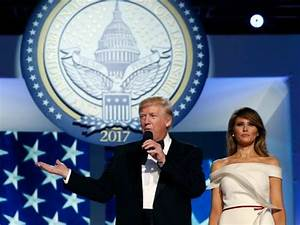 Trump at Inaugural Balls: 'Now the Work Begins ... We Are ...
