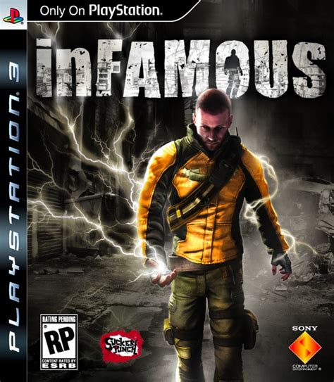 Game Review Infamous Ps3 Diabolical Plots