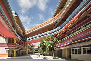 Primary Impression A Very Colourful Facade Sets Singapore 39 S Nanyang Primary