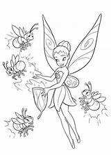 Coloring Disney Fairies Iridessa Fairy Pages Silvermist Zvonilka Zdarma Na Adults Princezny Periwinkle Pencil Tiana Dinosaury Uložene Cz sketch template