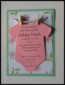 handmade baby boy shower invitations - Google Search ...