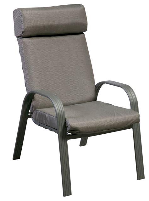 high back lawn chairs aluminium chair henley outdoor chair segals outdoor 4205