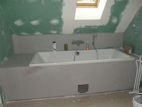 salle de bain de l 233 tage finie le blog de marc et