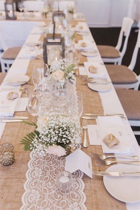 60 wedding table runners that will wow your guests hi