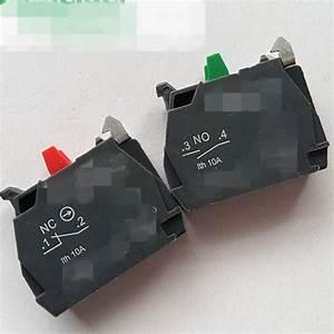 Aliexpress.com : Buy 10pcs XB4 Push Button Switch Contact ...
