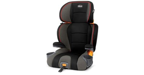 Chicco Kidfit 2-in-1 Booster Car Seat