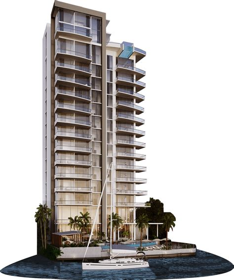 luxurious high rise  waterfront  fort myers