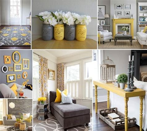 Wohnzimmer Grau Gelb by Style Your Living Room In Gorgeous Gray And Yellow