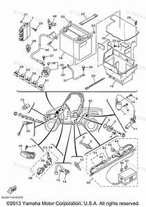 Yamaha Side By Side 2004 Oem Parts Diagram For Electrical