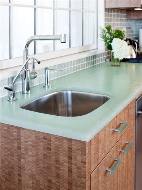recycled glass countertops cost home design ideas