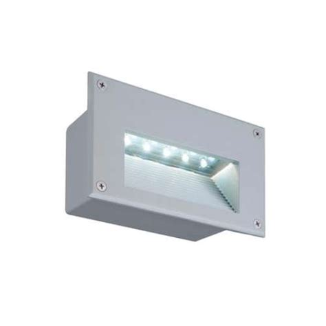 brick led downunder outdoor recessed wall light by slv