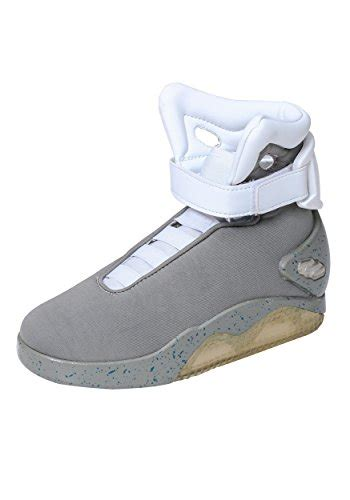 back to the future light up shoes back to the future 2 light up shoes innoculous