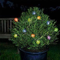 Lichterkette Balkon Solar : solar lichterketten f r die weihnachtliche festtagsbeleuchtung ~ Orissabook.com Haus und Dekorationen