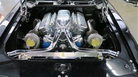 Custom Built Twin Turbo Kit For Trans Youtube