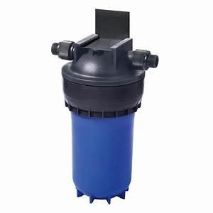 Uhlíkový filtr na pitnou vodu