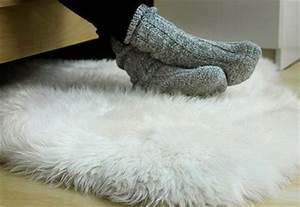 Tapis Fourrure Ikea : o trouver une peau de mouton pas cher bnbstaging le blog ~ Teatrodelosmanantiales.com Idées de Décoration