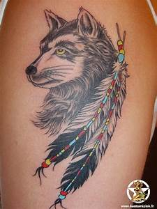 Signification Animaux Tatouage : tatouage animaux indien mod les et exemples ~ Dode.kayakingforconservation.com Idées de Décoration