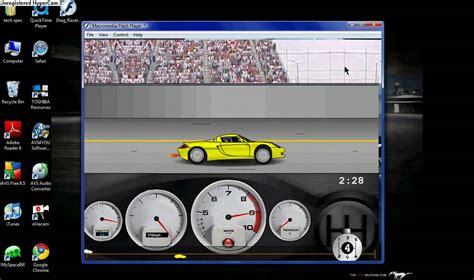 Drag Racer V3 Fast Porsche
