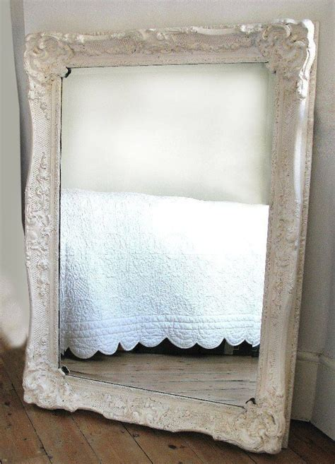 ideas  large french style mirrors
