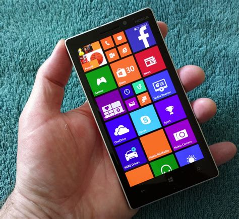 nokia lumia 930 review all about windows phone