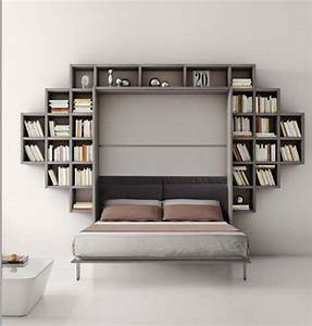 Awesome Libreria In Camera Da Letto Pictures - Amazing Design Ideas ...