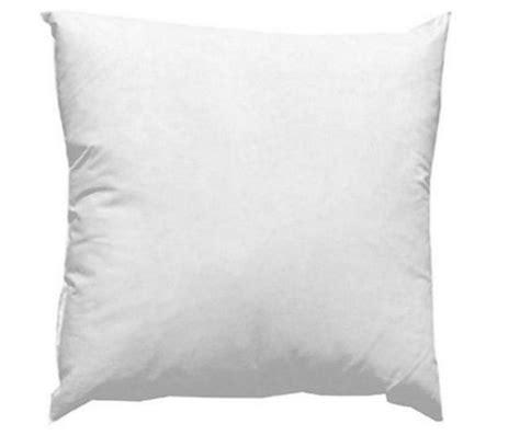 18x18 pillow insert pillow insert form insert sham stuffer square polyester