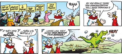10 Comic Strips That Were The Only Reason We Liked The