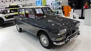 Citroën Ami 6 : 1965 citroen ami 6 saloon exterior and interior techno classica essen 2015 youtube ~ Medecine-chirurgie-esthetiques.com Avis de Voitures