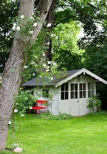 Farbe Für Gartenhaus : neue farbe f r das gartenhaus landhausstil gartenhaus berlin von anneliwest berlin ~ Watch28wear.com Haus und Dekorationen