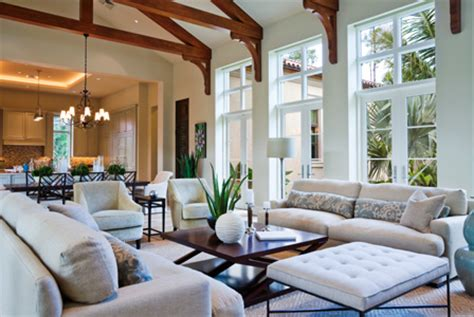Great Secrets Of Great Rooms Hints For Decorating A Large