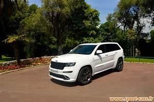 Cote Vehicule D Occasion : essai v hicule d 39 occasion jeep grand cherokee srt limited edition ~ Gottalentnigeria.com Avis de Voitures