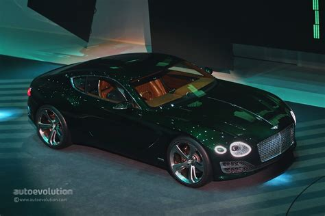 Bentley Exp 10 Speed 6 Black Edition Rendered As The 2018
