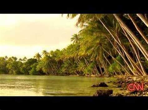 sinking islands global warming carteret islands