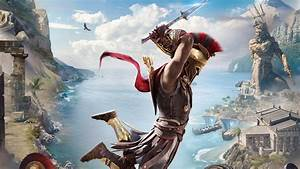 Wallpaper Assassin's Creed: Odyssey, 2018, HD, Games, #14485