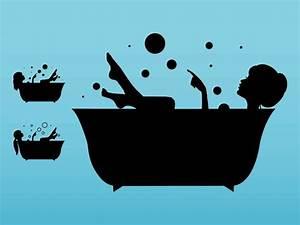 Bathtub Girls Vector Art & Graphics | freevector.com