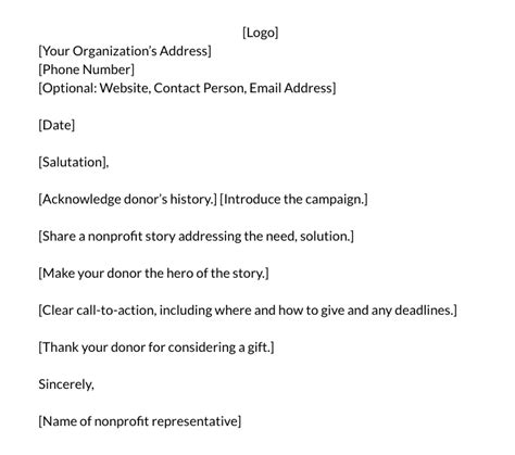 contribution template templates
