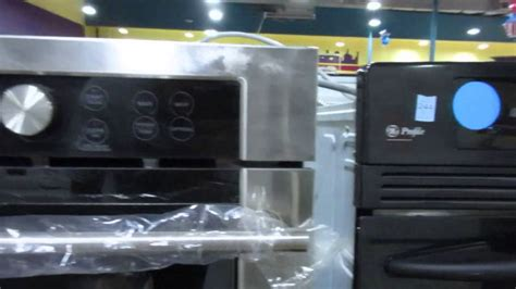 ge monogram  microwave oven built  zsckss youtube