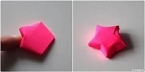 3d Stern Basteln 5 Zacken : n hblog modage neon pinkfarbene sterne aus papier basteln ~ Lizthompson.info Haus und Dekorationen