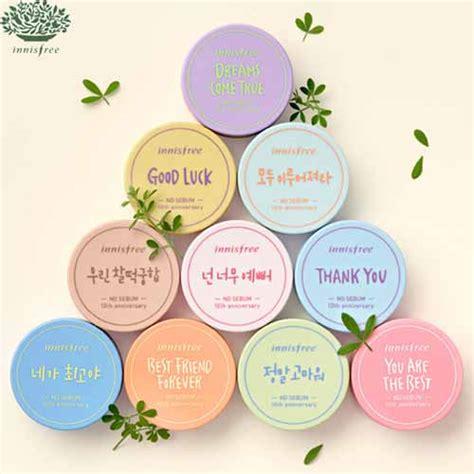 Harga Innisfree Oule Foundation 7 merk kosmetik korea yang wajib dicoba cocok buat