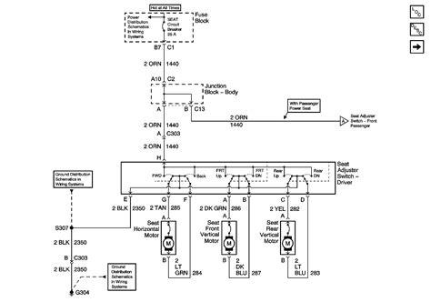 1999 Gmc Jimmy Wiring Harnes by Need 2001 Silverado Power Seat Wiring Diagram