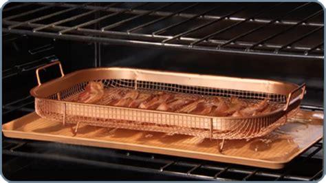 copper crisper cooks perfectly crispy mozarella sticks copper chef copper crisper recipe