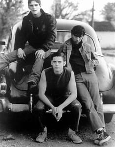 Dallas - Ponyboy - Johnny | The Outsiders | The outsiders ...