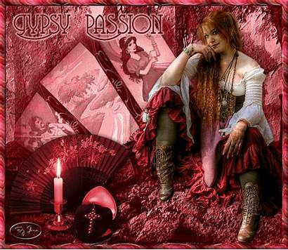 Gypsy Passion Tutorial Criado Versao Feito Psp