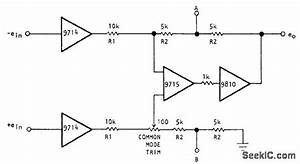 0 15 Mhz With 100 Db Cmr  - Other Circuit