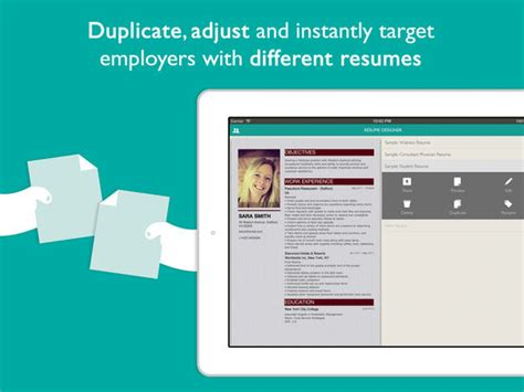 resume designer pro app resume designer pro cv maker and resume builder ebook database