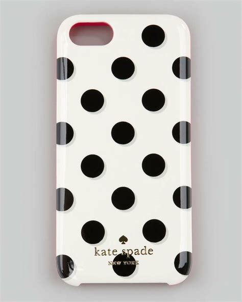 kate spade iphone cover kate spade new york le pavillion polka dot iphone 5