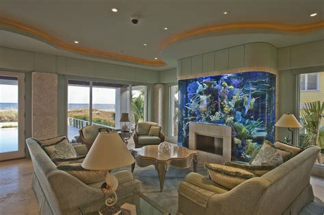 mesmerizing fish tanks   home
