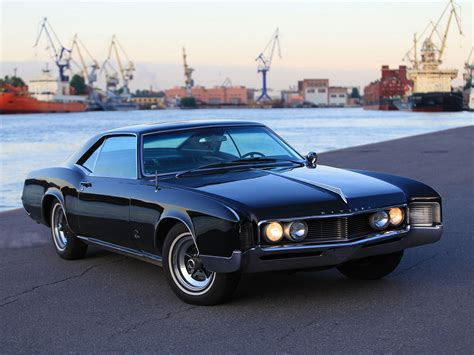 1 1967 Buick Riviera Hd Wallpapers