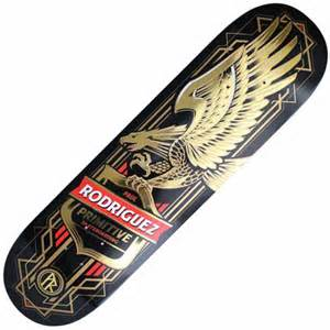 primitive skateboarding primitive paul rodriguez eagle