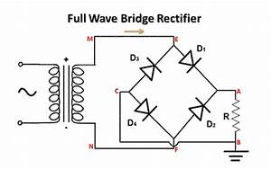regulated power supply electrical4u With shows the voltages and current in a simple half wave rectifier circuit